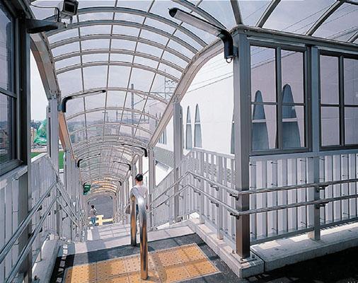 愛知環状鉄道貝津駅2