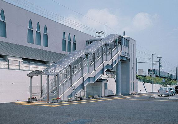 愛知環状鉄道貝津駅3
