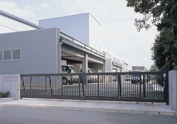 川越市立菅間学校給食センター2