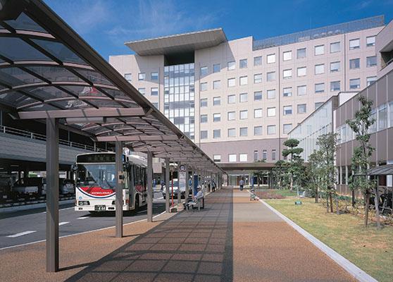 深谷赤十字病院3