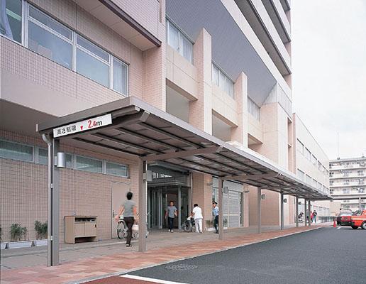 東京労災病院本館1
