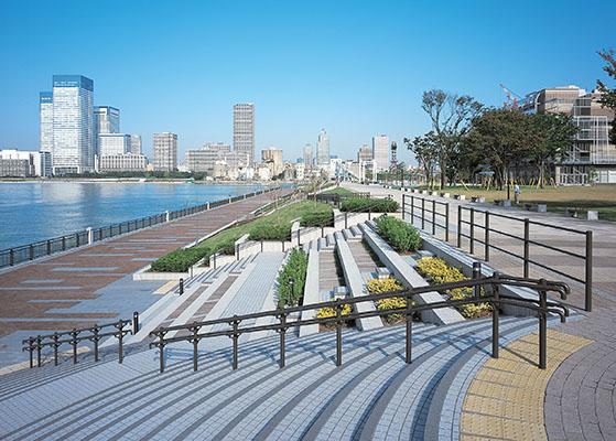 豊洲二丁目地区春海橋公園1