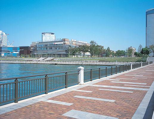豊洲二丁目地区春海橋公園2