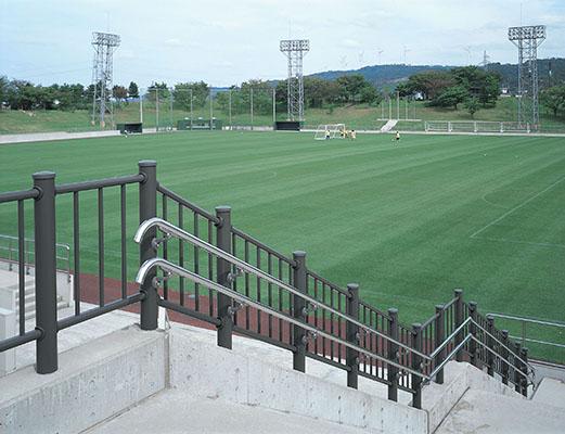 にかほ運動公園1