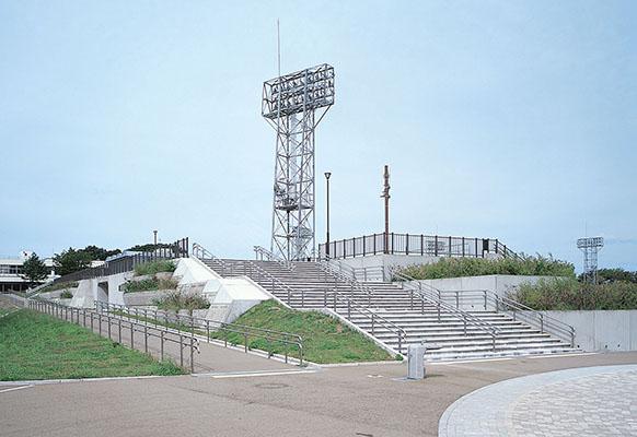 にかほ運動公園3