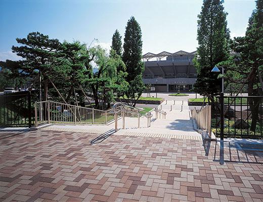 皇子山総合運動公園1