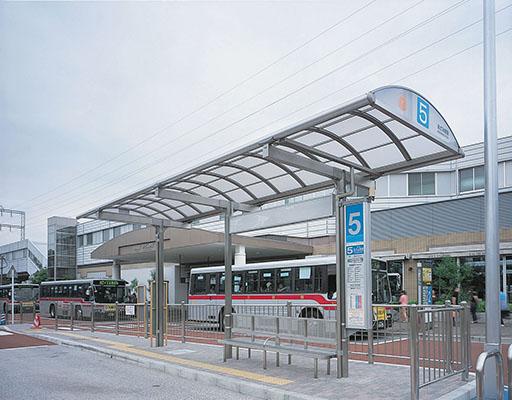 東急あざみ野駅1