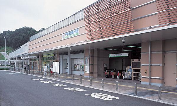 学研奈良登美ヶ丘駅5
