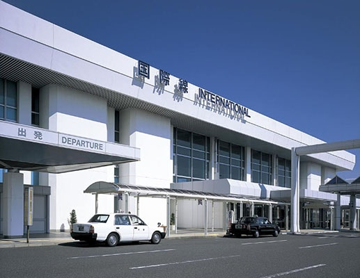 鹿児島空港国際線1