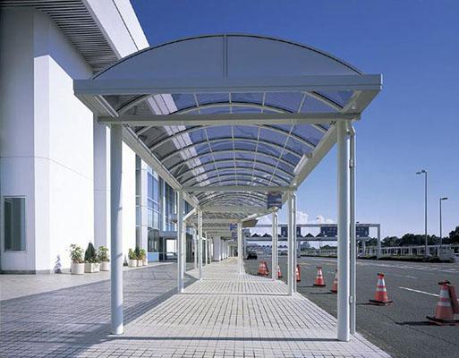 鹿児島空港国際線2