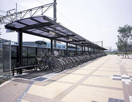 西鉄三潴駅1