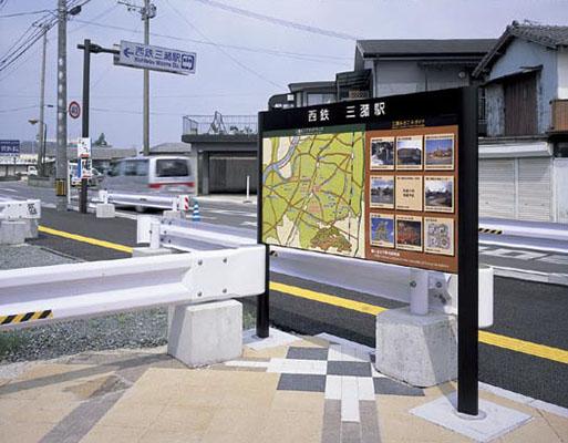 西鉄三潴駅3