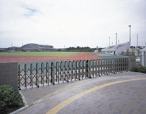 たつのこフィールド龍ヶ崎市陸上競技場1