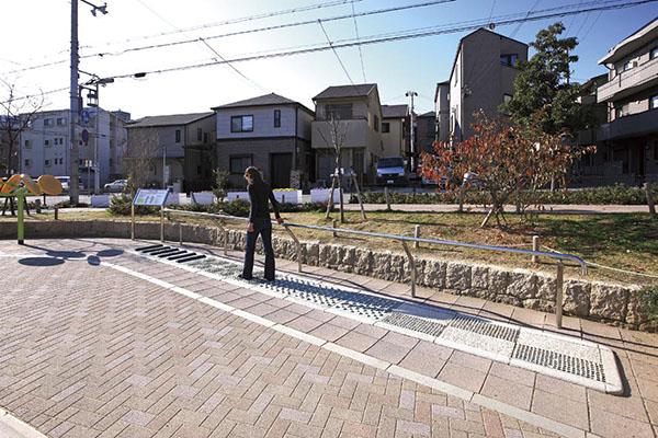 神戸市内の公園