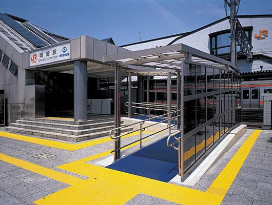 JR岡崎駅1