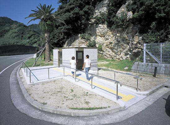 湯浅町トイレ1