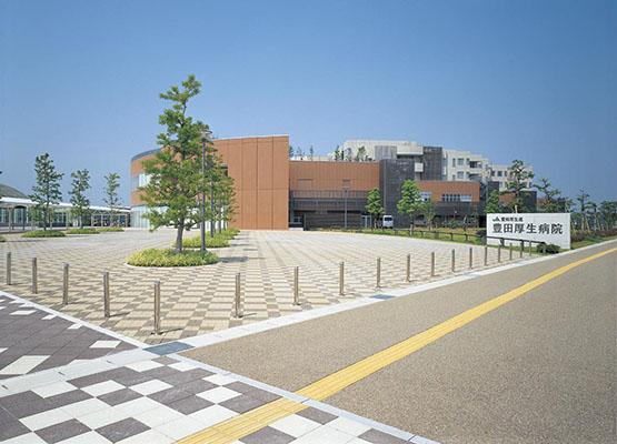豊田厚生病院1