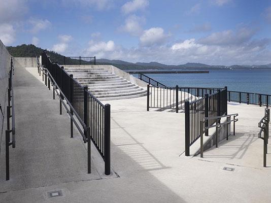 名護漁港東江海岸1