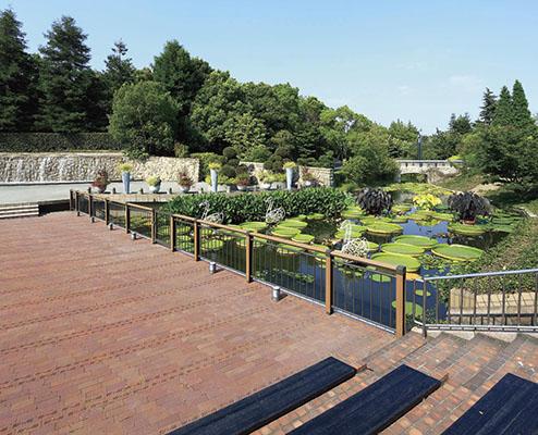 安城産業文化公園 デンパーク1