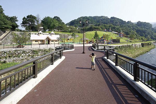 くま川ワイワイパーク1
