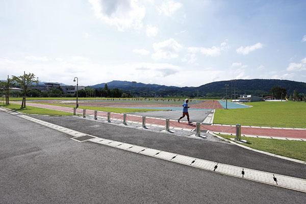 益城町総合運動公園10