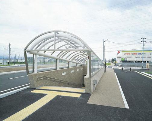 向中野横断地下歩道3