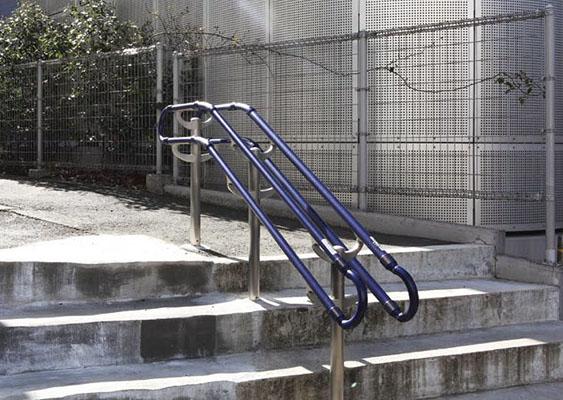 渋谷区内の階段3