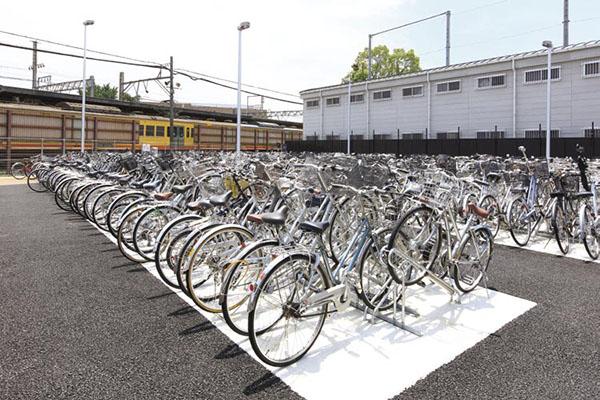 近鉄富田駅2