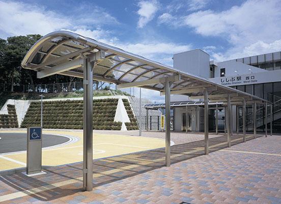 JRししぶ駅1