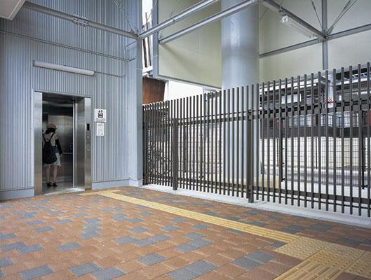 JRししぶ駅4