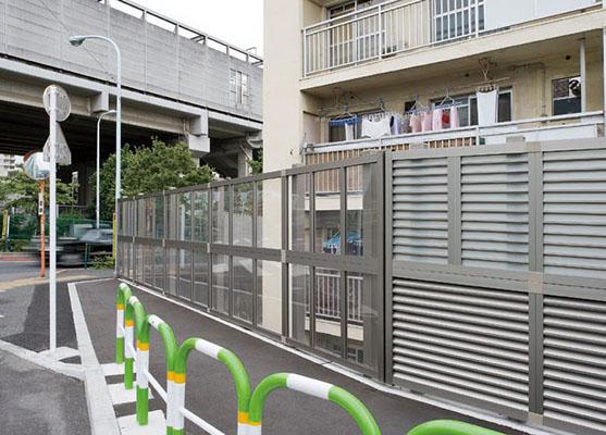 浮間橋脇道歩道2