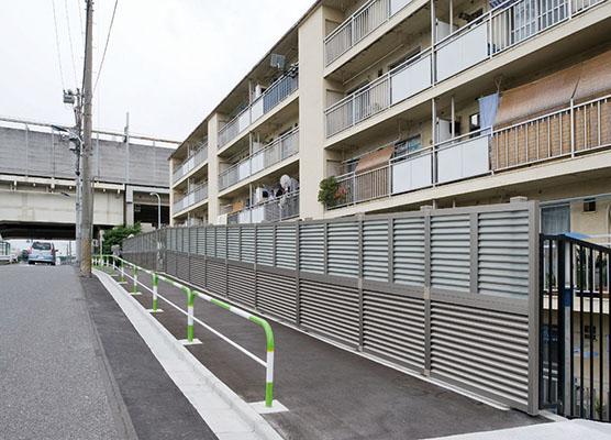 浮間橋脇道歩道1