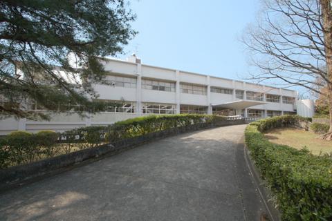 国際基督教大学図書館棟