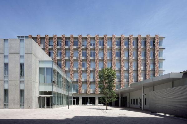 立正大学熊谷キャンパス 新校舎3