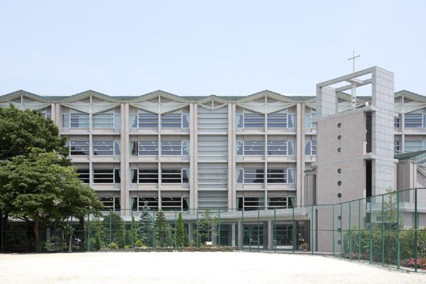 女子聖学院中学校高等学校2
