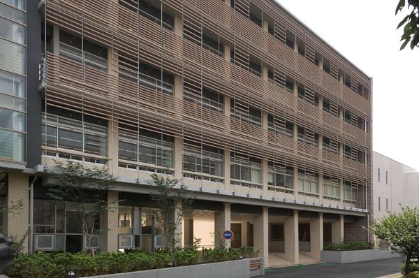 実践女子学園渋谷校・中学校・高等学校校舎2