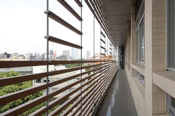 実践女子学園渋谷校・中学校・高等学校校舎4
