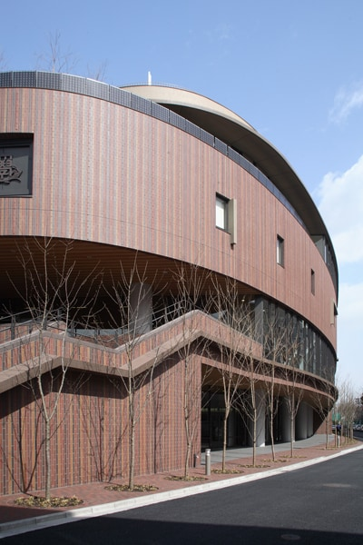 関西大学メディアパーク凛風館