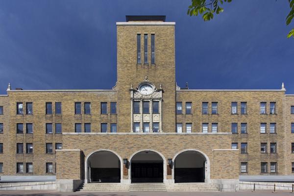北海道大学環境資源バイオサイエンス研究棟3