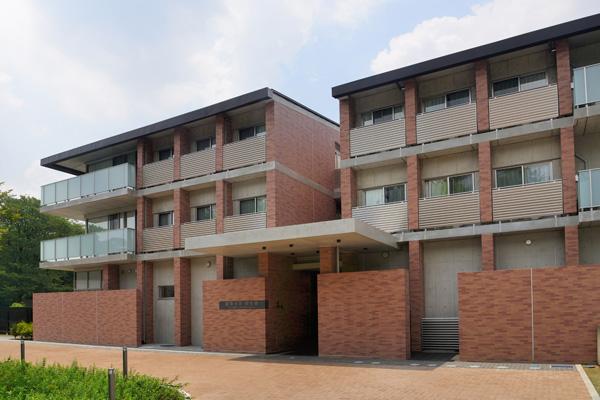 麗澤大学新学生寮「Global Dormitory」1
