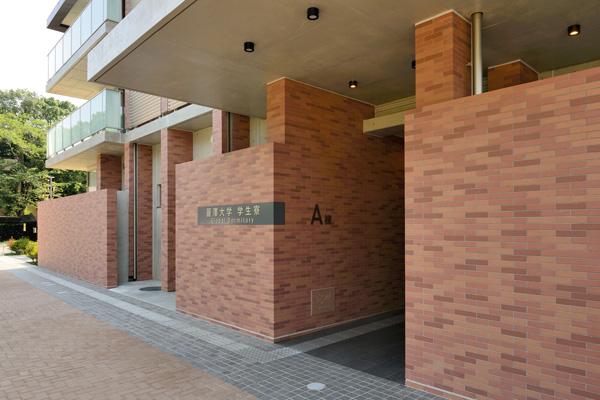 麗澤大学新学生寮「Global Dormitory」2
