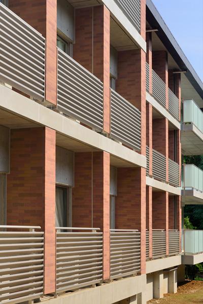 麗澤大学新学生寮「Global Dormitory」3