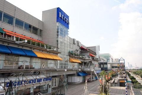 デックス東京ビーチ シーサイドモール1