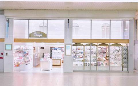 クレデュプレ梅田店1
