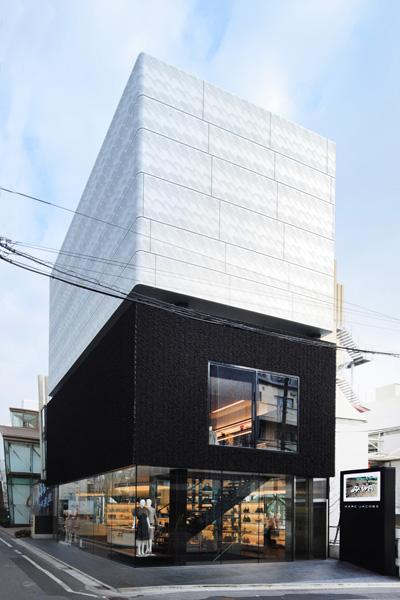 Marc Jacobs 青山店1