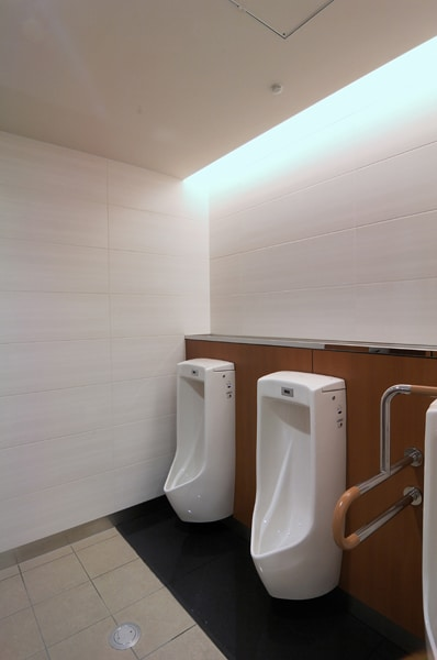 経堂コルティ パブリックトイレ