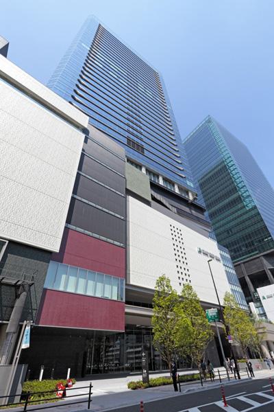 グランフロント大阪 南館・タワーA、北館・タワーC/外観3