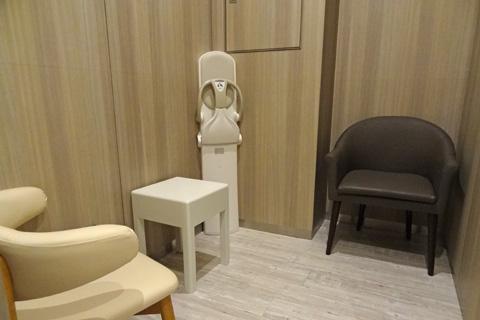 グランフロント大阪 南館・タワーA/4F(女性用トイレ)4
