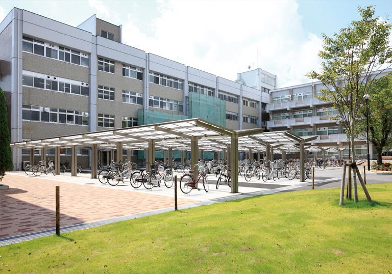 山口大学 吉田キャンパス