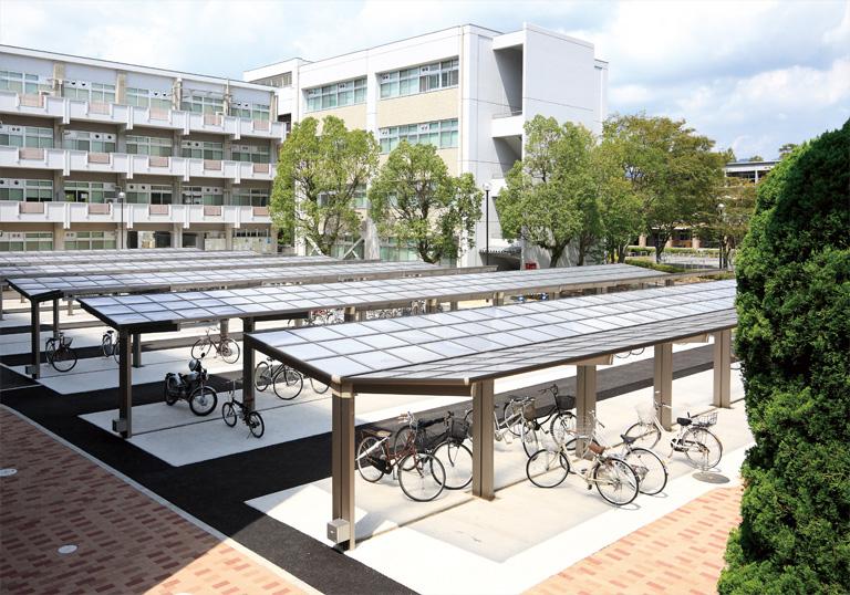 山口大学 吉田キャンパス4